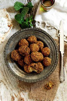 Falafels - recette traditionnelle