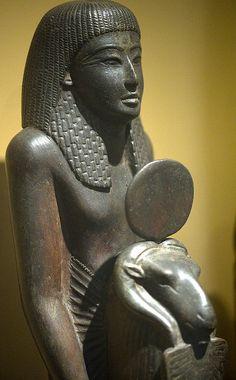Tomb statue of khaemtore (rmo leiden, Deir el Medina 1255-1214bc 19d)   Flickr - Photo Sharing!