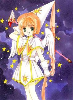 CLAMP, Card Captor Sakura, Cardcaptor Sakura Illustrations Collection 1, Sakura Kinomoto
