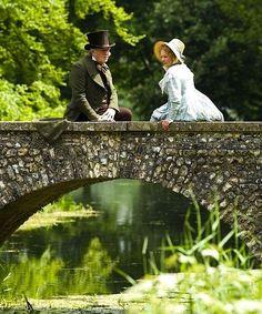 Cranford - Judi Dench and Michael Gambon