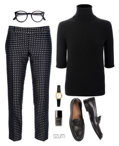 """""""243"""" by szum ❤ liked on Polyvore featuring Dsquared2, Allude, STELLA McCARTNEY, American Apparel and Chanel"""
