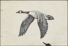flying goose tattoo - Google Search