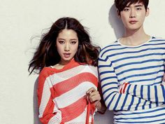 Lee Jong Suk Dipastikan Temani Park Shin Hye Dalam 'Pinocchio'