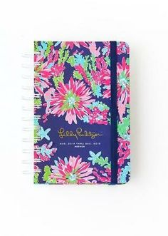Lilly Pulitzer Small Agenda in Trippin and Sippin