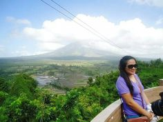 Why so shy? Mt. Mayon, Bicol.