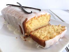 Super Simple Vanilla Bean Yoghurt Cake - just made this it's delish! Sweets Cake, Cupcake Cakes, Cupcakes, Pie Cake, No Bake Cake, Yummy Treats, Sweet Treats, Yogurt Cake, Cooking On A Budget