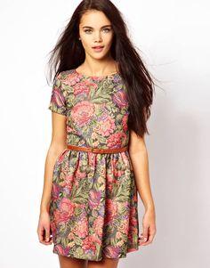 Floral Dress for bridesmaids