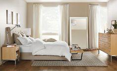Avery Bed - Upholstered Beds - Beds - Bedroom - Room & Board