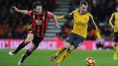 Injuries give Aaron Ramsey chance to secure place in Arsenal midfield