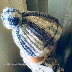 AS-kartelut: Piporallaa #hittipipo #beanie #crochetbeanie Crochet Beanie, Crochet Hats, Clothes, Fashion, Knitting Hats, Outfits, Moda, Clothing, Fashion Styles