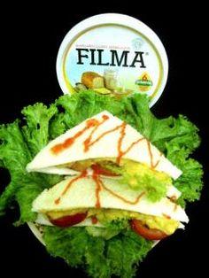 #SarapanCantikFILMA - Sandwich Pelangi Express