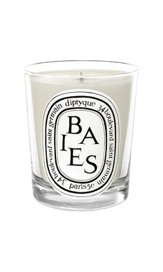 Diptyque Baies Mini Candle