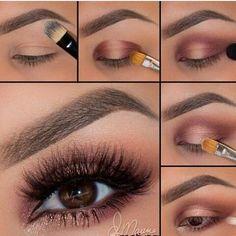 Make olhos saltados