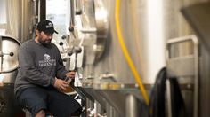 Beer crafted with recycled shower water helps California brewers bring attention to process.