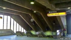 Woman dies as escalator catches her scarf on Montreal Metro: A commuter has died after her scarf got snagged in an escalator at a Montreal Metro station and strangled her.  The unidentified 48-year-old woman was found dead at the bottom of the moving staircase at Fabre station in the north of the Canadian city.  Her hair was also apparently caught in the escalator in Thursday morning's incident.