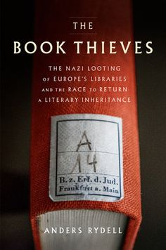 The Book Thieves by Anders Rydell | PenguinRandomHouse.com  Amazing book I had to share from Penguin Random House