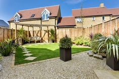 Rear garden of The Evesham at The Homelands in Bishops Cleeve | Bovis Homes