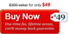 Order now. One-time fee, lifetime access, 100% money-back guarantee.