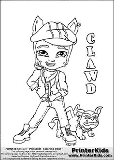 cutest draculara cartoon ever monster highc pinterest monster high and monsters - Monster High Chibi Coloring Pages