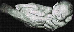 PONTO À PONTO: bebe na palma da mão <!--more-->
