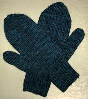 Free+Knitting+Pattern+-+Adult+Gloves+&+Mittens:+Basic+Men's+Mittens