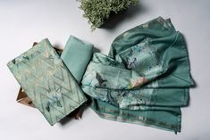 Explore Unstitched Suits, Salwar Suits in Hand Block, Lucknowi Chikan, Phulkari & more variety. Shipping in India, US & UAE among many other counties! Chanderi Suits, Salwar Suits, Indian Attire, Indian Wear, Suits For Women, Clothes For Women, Embroidery Suits Design, Salwar Dress, Elegant Saree
