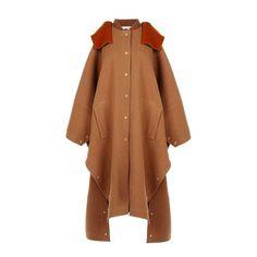 Stella McCartney - Camel Renee Coat - desperately want one of these