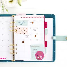 Have you seen the new planning video featuring the new dark mint planner from @kikkik_... | Use Instagram online! Websta is the Best Instagram Web Viewer!