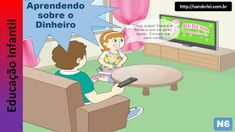Educação Infantil - Nível 1 (crianças entre 4 a 6 anos) : Material de apoio para Pais e Professores
