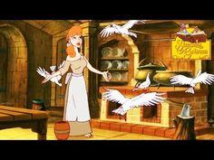 Cendrillon - Simsala Grimm HD | Dessin animé des contes de Grimm | Dessin animé des contes de Grimm - YouTube Grimm, Princess Zelda, Painting, Fictional Characters, French, Art, Cinderella, Cartoon, Storytelling