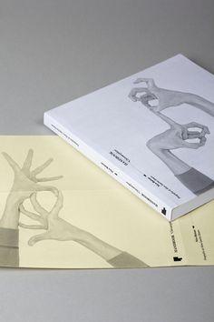 Nico Baixas catalogue's design for his exhibition at The Private Space, Barcelona.  PH: Mara Sanchez