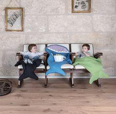 Sleeping Bag - Shark Sleep Sack