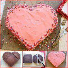 Kalpli yaş pasta