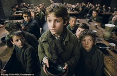 NBC has ordered a script treatment for a new TV show based on Charles Dickens' Oliver Twist. Above a still from the 2005 film