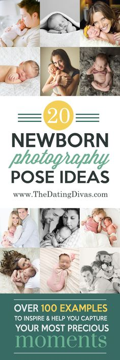 Adorable Newborn Photography Pose Ideas