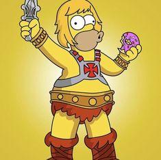 Simpsons Drawings, Simpsons Art, Best Cartoons Ever, Cool Cartoons, Cartoon Posters, Cartoon Art, 80s Cartoon Shows, Simpson Wallpaper Iphone, Simpsons Characters