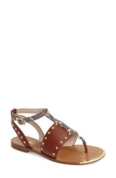 Louise et Cie 'Eviana' Studded Sandal (Women) available at #Nordstrom