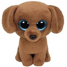 Dougie The Brown Daschund Ty Beanie Boos are the cutest collectible plush  friends in the world. From Unicorns to puppies and cheeky raccoons f2c35ab06dbd