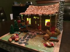 Amazing Ash vs Evil Dead Gingerbread House Is the Grooviest Reason for the Season