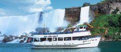 Maid of the Mist | Clifton Hill, Niagara Falls Canada