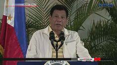 Presidente das Filipinas expressa pesar pelo comentário a Obama