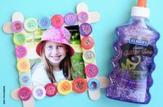 10 cute picture frame crafts  - Today's Parent