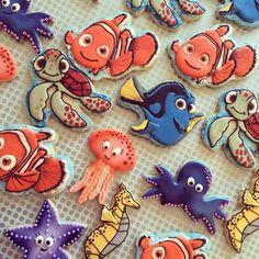 Nemo Cookies #pixar