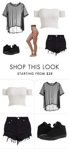 """Another outfit."" by hannahisntalive on Polyvore featuring Taylor, Converse and ASOS"