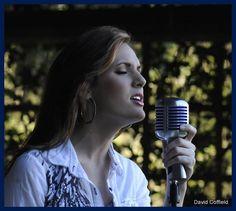 Sarah Harris lead singer for Trinity River Band