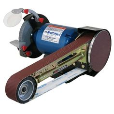 Multitool 1 hp 2x48 Belt Grinder, Sander, Polisher - Metal Fabrication