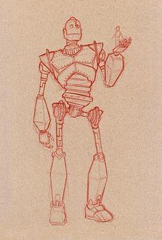 Giant Iron Man