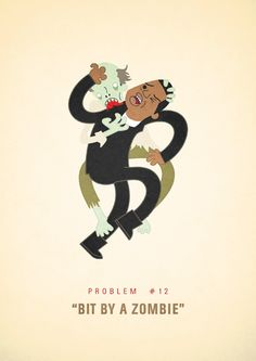 Funny Illustrations Feature Rapper Jay-Z's 99 Problems - My Modern Metropolis