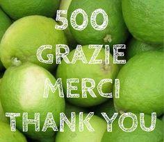 Grazie per i 500 Likes alla nostra pagina Agrumando su Facebook. agrumando.it  #agrumi #avocadi #bio