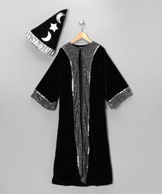 Homemade wizard costume for kids. | drew costumes | Pinterest ...